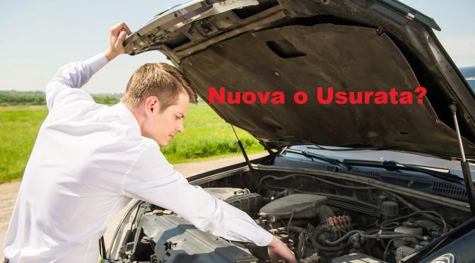 Stato d'uso del veicolo: non è possibile stilarne uno perfetto!