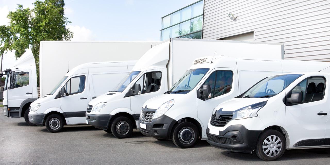 garanzia su veicoli commerciali e autocarri