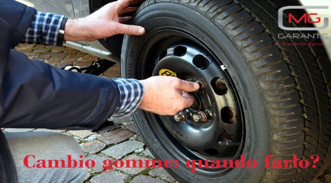 Quando montare gli pneumatici estivi e tutelare la sicurezza e il portafogli.