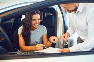 acquirente di auto usata