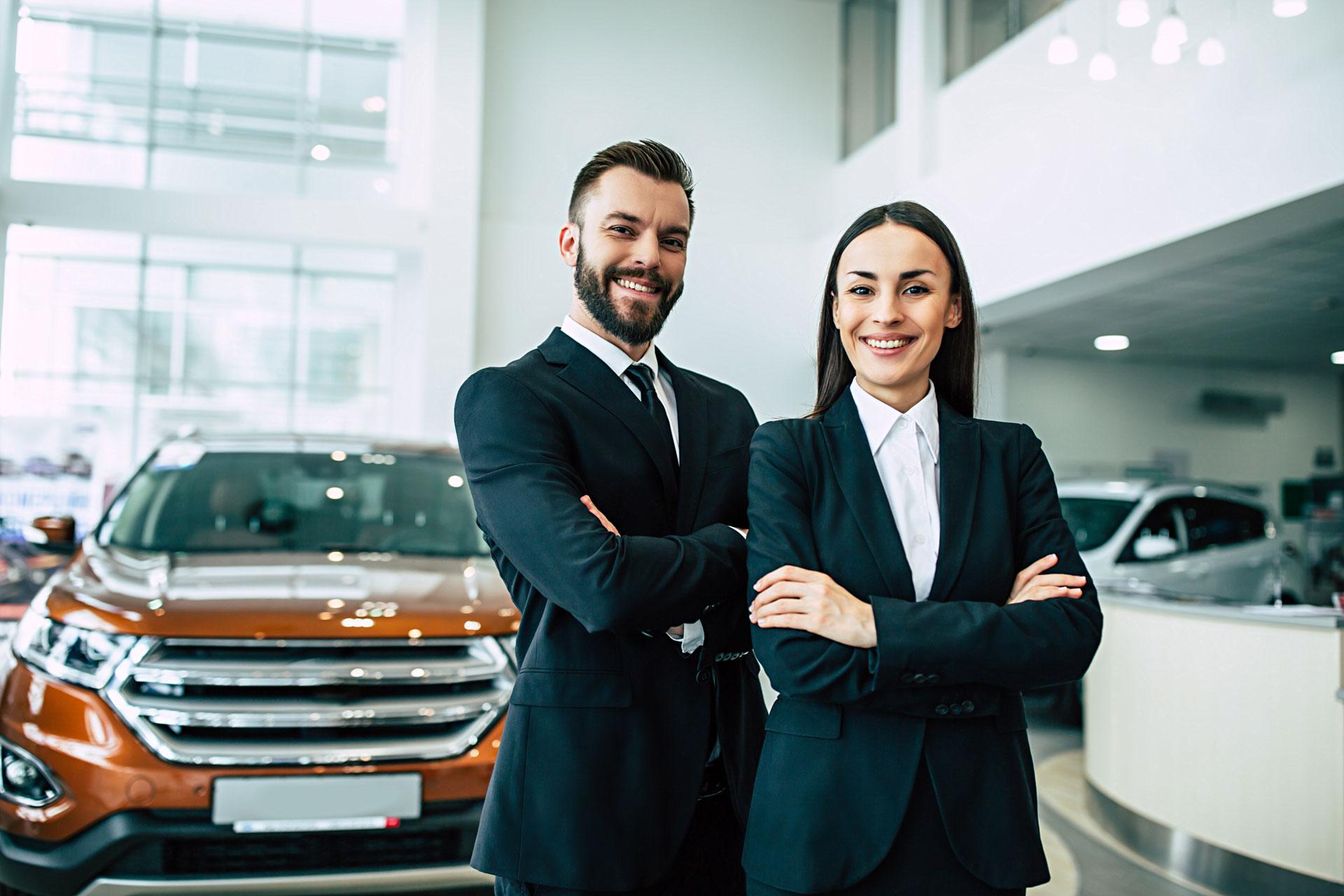 venditori di auto